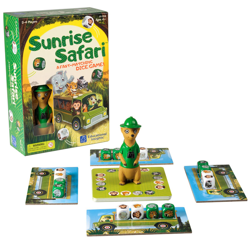 Sunrise Safari - by Educational Insights - EI-1759