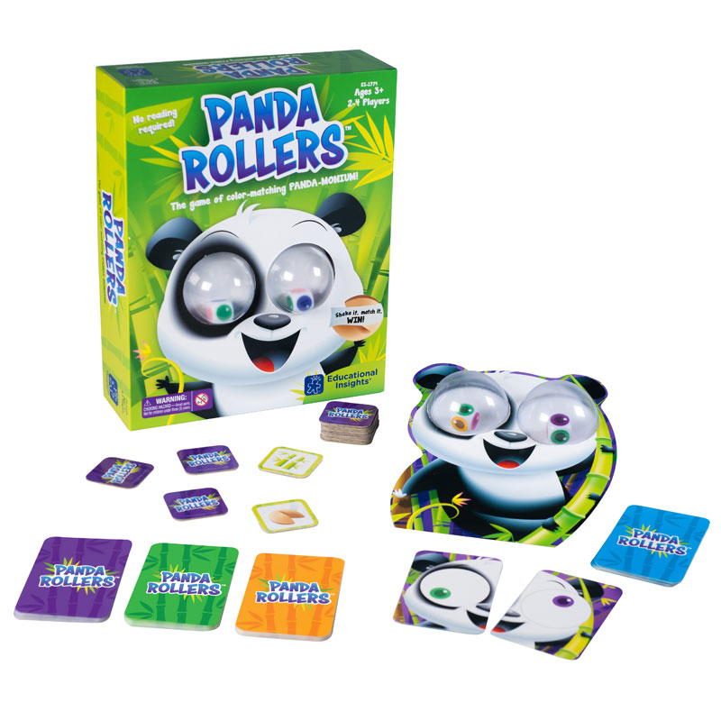 Panda Rollers - by Educational Insights - EI-1774