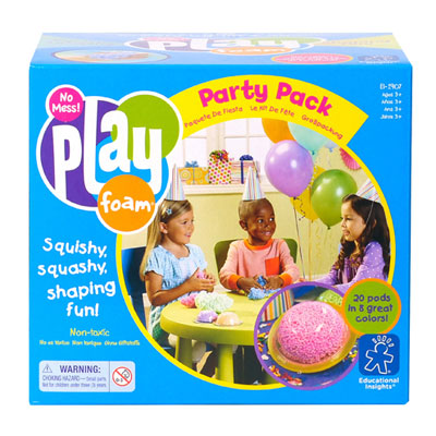 Playfoam Combo 20-Pack - by Educational Insights - EI-1907