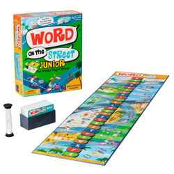 Word on the Street Junior - by Educational Insights