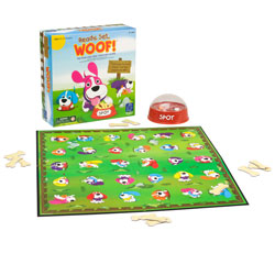 Ready, Set, Woof! Attribute Game - by Educational Insights