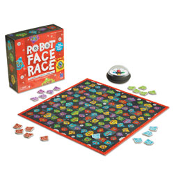 Robot Face Race Attribute Game - by Educational Insights