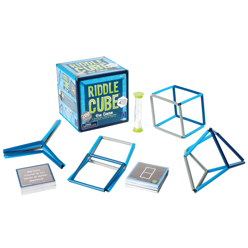 RiddleCube the Game - by Educational Insights - EI-2904