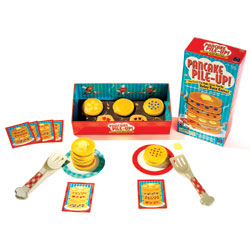 Pancake Pile-Up! Matching Relay Race Game - by Educational Insights