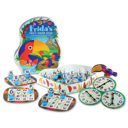 Frida's Fruit Fiesta Alphabet Game - by Educational Insights