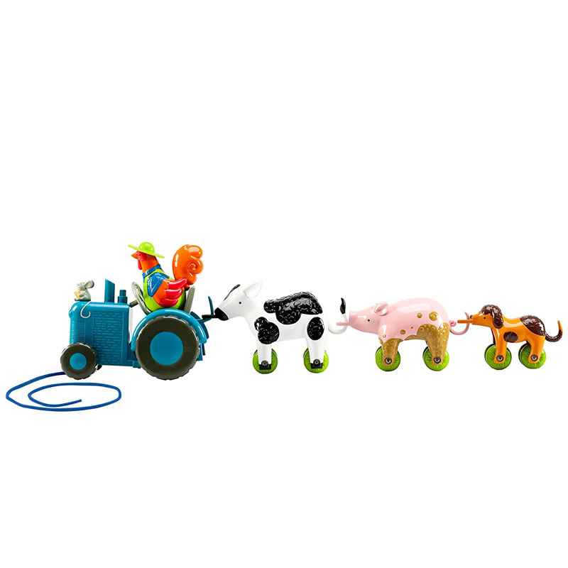 Bright Basics Tractor Pull - by Educational Insights - EI-3627