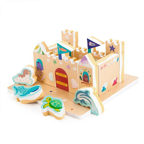 Bright Basics Bath Blocks - by Educational Insights - EI-3682