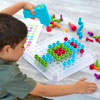 Design & Drill See-Through Creative Workshop - by Educational Insights - EI-4114