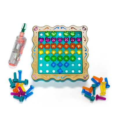 Design & Drill SparkleWorks - by Educational Insights - EI-4125