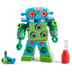 Design & Drill Robot - by Educational Insights