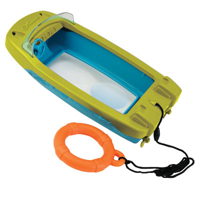 GeoSafari Jr. Underwater Explorer Boat and Magnifier - by Educational Insights - EI-5115