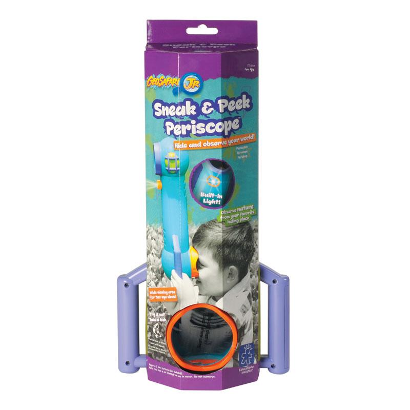 GeoSafari Jr. Sneak & Peek Periscope - by Educational Insights - EI-5217
