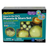GeoSafari Glow-in-the-Dark Planets & Stars Set - by Educational Insights - EI-5234