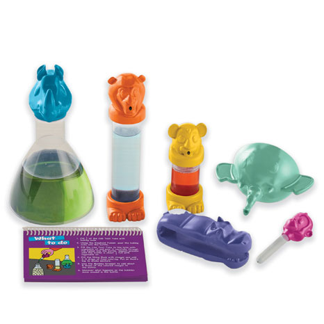 GeoSafari Jr. Jungle Crew Lab Set - by Educational Insights - EI-5243