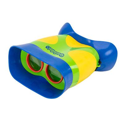 GeoSafari Jr. Kidnoculars in Blue/Green - by Educational Insights - EI-5260