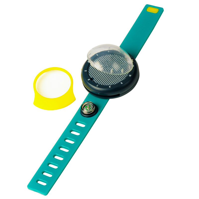 GeoSafari Wearable Adventure Tools Wrist Band - by Educational Insights - EI-5277