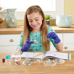 Nancy B's Science Club Mighty Microbes Lab - by Educational Insights
