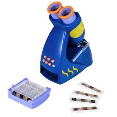 GeoSafari Jr. Talking Microscope - by Educational Insights - EI-8801