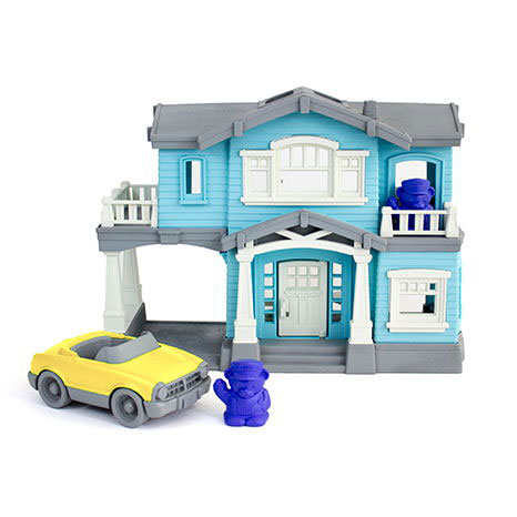 Green Toys House Playset - GT-PHSE