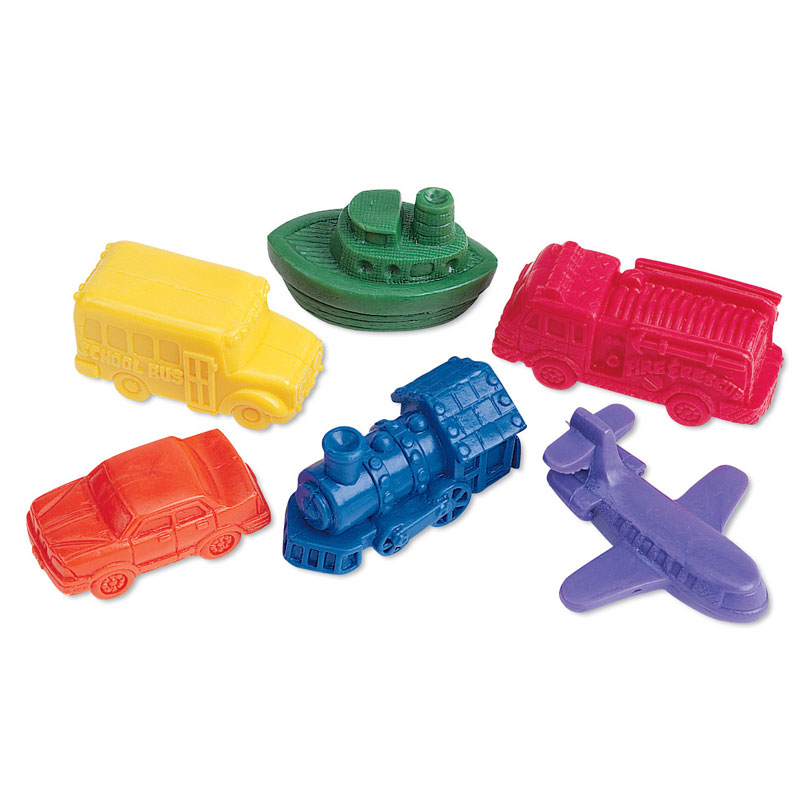 Mini Motors Counters - Set of 72 - by Learning Resources - LER0190