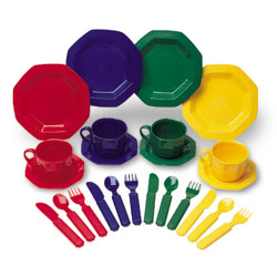 Pretend & Play Dish Set - by Learning Resources