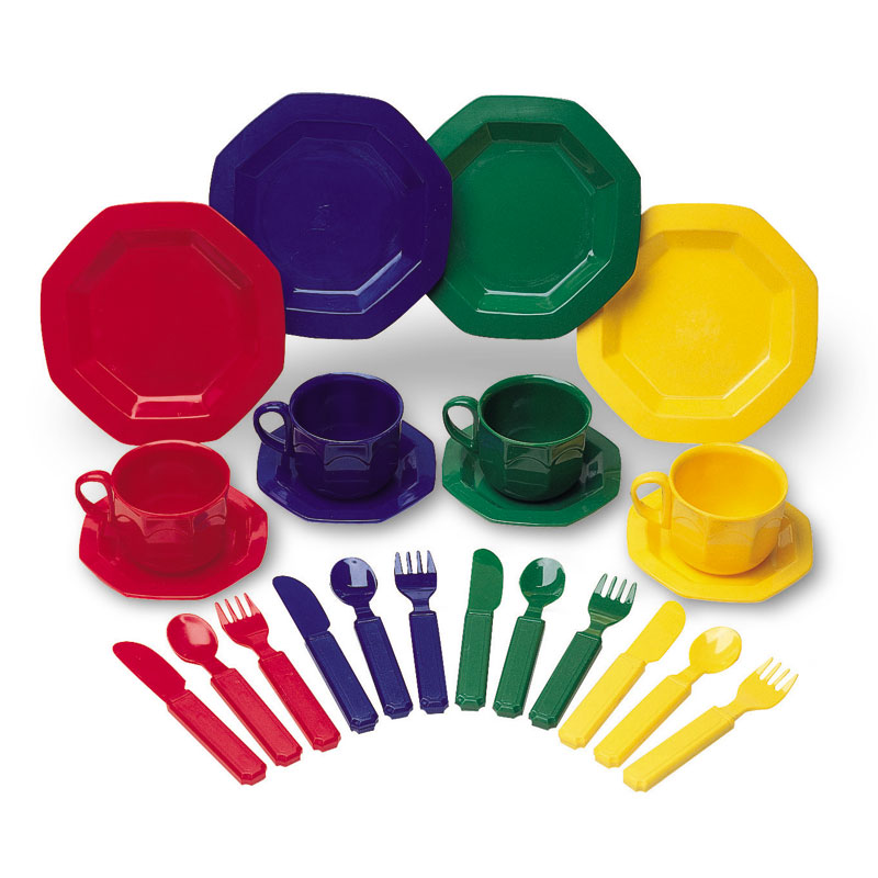 Pretend & Play Dish Set - by Learning Resources - LER0294