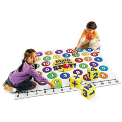 Math Marks the Spot Activity Set - by Learning Resources