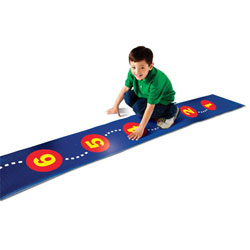 1-20 Number Line Floor Mat - by Learning Resources