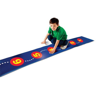 1-20 Number Line Floor Mat - by Learning Resources - LER0420
