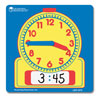 Wipe Clean Additional Student Clocks  (11cm) - Set of 10 - by Learning Resources - LER0572