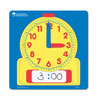 Wipe Clean Demonstration Clock (30cm) - by Learning Resources