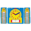 Wipe Clean Classroom Clock Set - 1 Teacher & 24 Student Clocks - by Learning Resources - LER0575