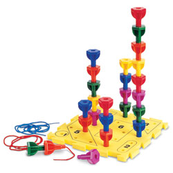 Rainbow Peg Play Activity Set - by Learning Resources