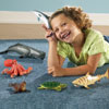Jumbo Ocean Animals - by Learning Resources - LER0696