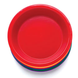 Rainbow Sorting Bowls - Set of 6 - by Learning Resources