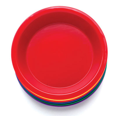 Rainbow Sorting Bowls - Set of 6 - by Learning Resources - LER0745