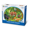 Jumbo Forest Animals - Set of 5 - by Learning Resources - LER0787