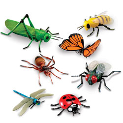 Jumbo Insects - Set of 7 - by Learning Resources