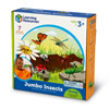 Jumbo Insects - Set of 7 - by Learning Resources - LER0789