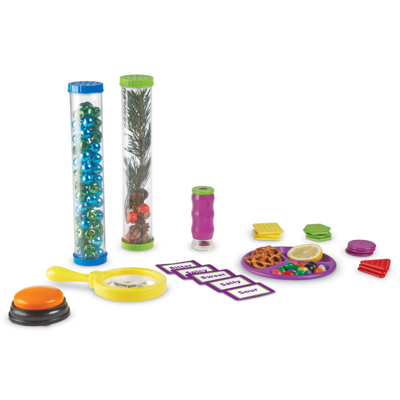 Primary Science Five Senses Activity Set - by Learning Resources - LER0827