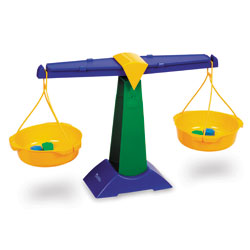 Pan Balance - by Learning Resources
