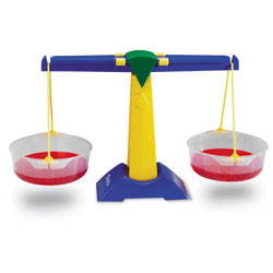 Pan Balance Jr. - by Learning Resources
