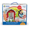Jumbo Farm Playset - by Learning Resources - LER0831