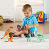 Jumbo Dinosaurs: Mommas and Babies - Set of 6 - by Learning Resources - LER0836