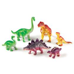 Jumbo Dinosaurs: Mommas and Babies - by Learning Resources