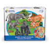 Jumbo Jungle Animals: Mommas and Babies - by Learning Resources - LER0839