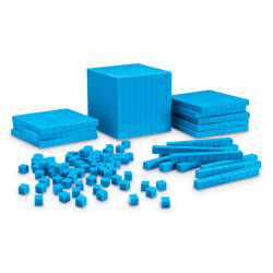 Grooved Plastic Base 10 Starter Set - by Learning Resources