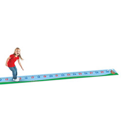 0-30 Number Line Floor Mat - by Learning Resources