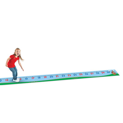 0-30 Number Line Floor Mat - by Learning Resources - LER0935