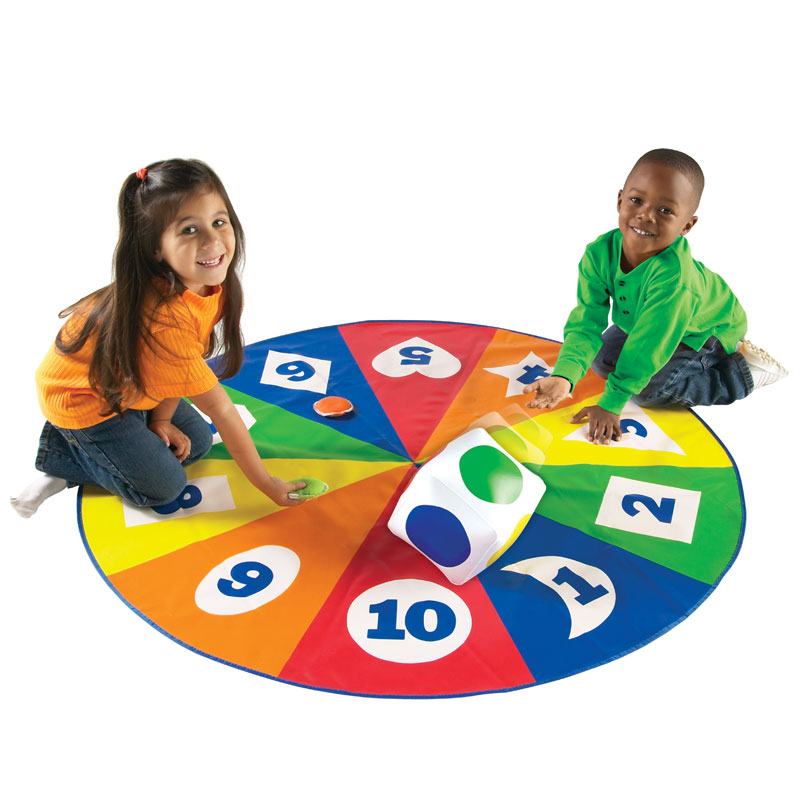 All Around Learning Circle Time Activity Set - by Learning Resources - LER1049